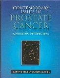 Contemporary Issues in Prostate Cancer A Nursing Perspective