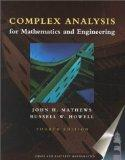 Complex Analysis for Mathematics and Engineering