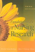 Fundamentals of Nursing Research