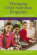 Managing Child Nutrition Programs