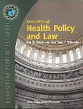 Essentials of Public Health Law and Policy