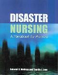Disaster Nursing: A Handbook for Practice