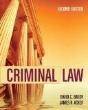 Criminal Law, Second Edition