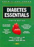 Diabetes Essentials 2009, First Edition
