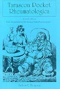 Tarascon Pocket Rheumatologica, First Edition