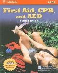 First Aid, CPR, And AED (Academic Version) (First Aid and CPR: Web Enhanced Edition)