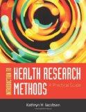 Research Methods Fundamentals in the Health Sciences