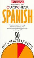 Quickcheck Spanish