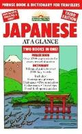 Japanese at a Glance Phrase Book and Dictionary for Travelers