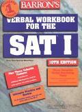 Barron's Verbal Workbook for the Sat 1
