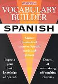 Vocabulary Builder Spanish  Mastering the Most Common Spanish Words and Phrases