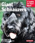 Giant Schnauzers Everything About Purchase, Care, Nutrition, Training, and Wellness