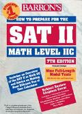 Barron's How to Prepare for the Sat II Math Mathematics Level IIC
