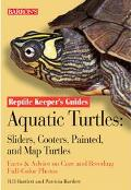 Aquatic Turtles Sliders, Cooters, Painted, and Map Turtles