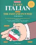 Learn Italian the Fast and Fun Way With Italian-English English-Italian Dictionary  Food and...