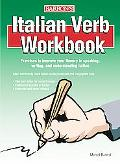 Barron's Italian Verb Workbook