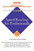 Speed Reading For Professionals