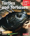 Turtles and Tortoises Everyything About Selection, Care, Nuturtion, Housing and Behavior