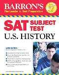 Barron's Sat Subject Test in U.s. History