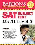Barron's Sat Subject Test Math Level 2 2008