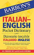 Pocket Bilibgual Dictionary - Italian