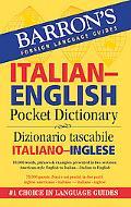 Pocket Bilibgual Dictionary - Italian