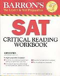 Barron's SAT Critical Reading Workbook (Critical Reading Workbook for the Sat)
