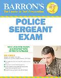 Barron's Police Sergeant Examination (Barron's How to Prepare for the Police Sergeant Examin...