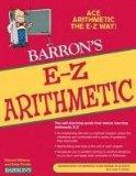 E-Z Arithmetic (Barron's E-Z Arithmetic)