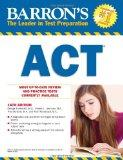 Barron's ACT (Barron's Act (Book Only))