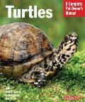 Turtles (Barron's Complete Pet Owner's Manuals)