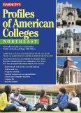 Profiles of American Colleges, Northeast (Barron's Profiles of American Colleges: The Northe...