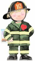 Bomberos Y Tu Fireman Safety Hints