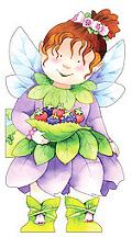 Fairy (Little People Shape Books Series)