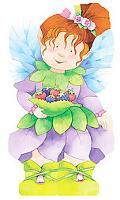 Fairy (Mini People Shape Books Series)