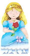 Princess (Mini People Shape Books Series)