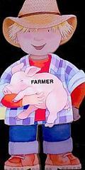 Farmer (Little People Shape Books)