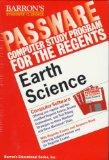 Earth Science: Passware Computer Study Program for the Regents (Barron's Regents Passware)