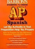 Barron's how to Prepare for the AP Spanish (Advanced Placement Examination)