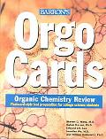 Orgocards Organic Chemistry Review