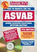 Barron's How to Prepare for the Asvab Armed Services Vocational Aptitude Battery