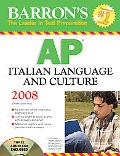 Barron's AP Italian Language and Culture