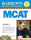 Barron's MCAT--2008 with CD-ROM