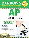 Barron's AP Biology with CD-ROM (Barron's Ap Biology (Book & CD-Rom))