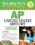 Barron's AP United States History with CD-ROM (Barron's AP United States History (W/CD))
