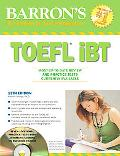 Barron's TOEFL iBT with CD-ROM and 2 Audio CDs (Barron's Toefl Ibt (Book & CD-Rom))