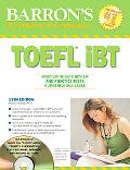 Barron's TOEFL iBT with Audio Compact Discs
