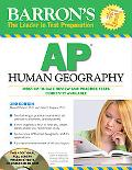 Barron's AP Human Geography with CD-ROM