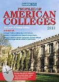 Profiles of American Colleges with Free Online Access (Barron's Profiles of American Colleges)