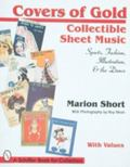 Covers of Gold Collectible Sheet Music  Sports, Fashion, Illustration, and the Dance